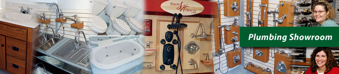 Plumbing Fixtures and Products Showroom in Kansas City